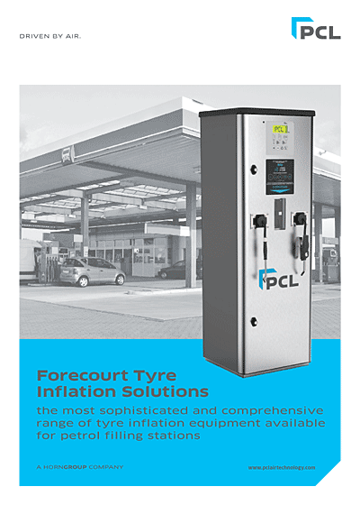 PCL PCL Forecourt Tyre Inflation Solutions