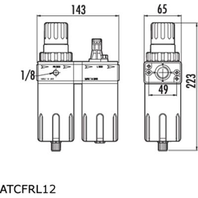 PCL  - 油水过滤器