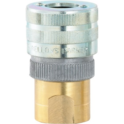 PCL Schrader Heavy Duty Couplings