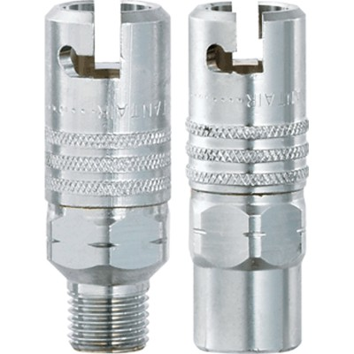 PCL InstantAir Brass Couplings