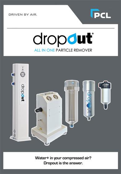 PCL Dropout® Water Separator Range