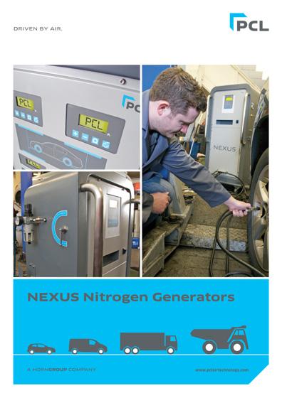 PCL NEXUS Nitrogen Brochure