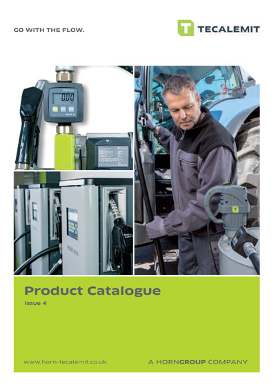 PCL TECALEMIT Product Catalogue