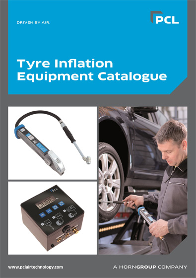 PCL PCL Tyre Inflation Equipment Catalogue