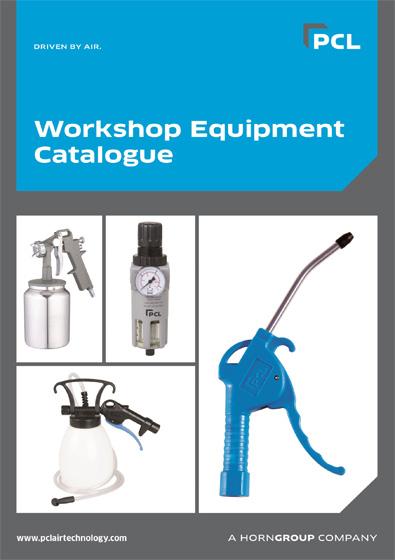 PCL PCL Workshop Equipment Catalogue